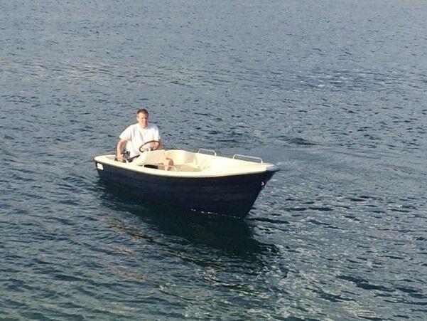 SeaExplorer 440S, Styrepultbåd, fod 14