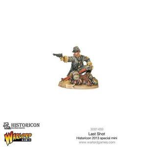 Warlord-Games-LAST-SHOT-unhorsed-CAVALRYMAN-historicon-2013-Especial-MINIATURA