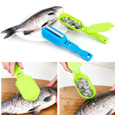 Multifunction Fish Scale Scraper Cleaner Fish Maw Slicer Kitchen Tools