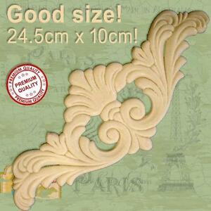 Large-Shabby-Chic-French-Furniture-Molding-Resin-Applique-Vintage-Decor-Art