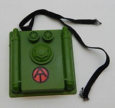 Vintage Gi Joe Green AT Tank Pack GI2513
