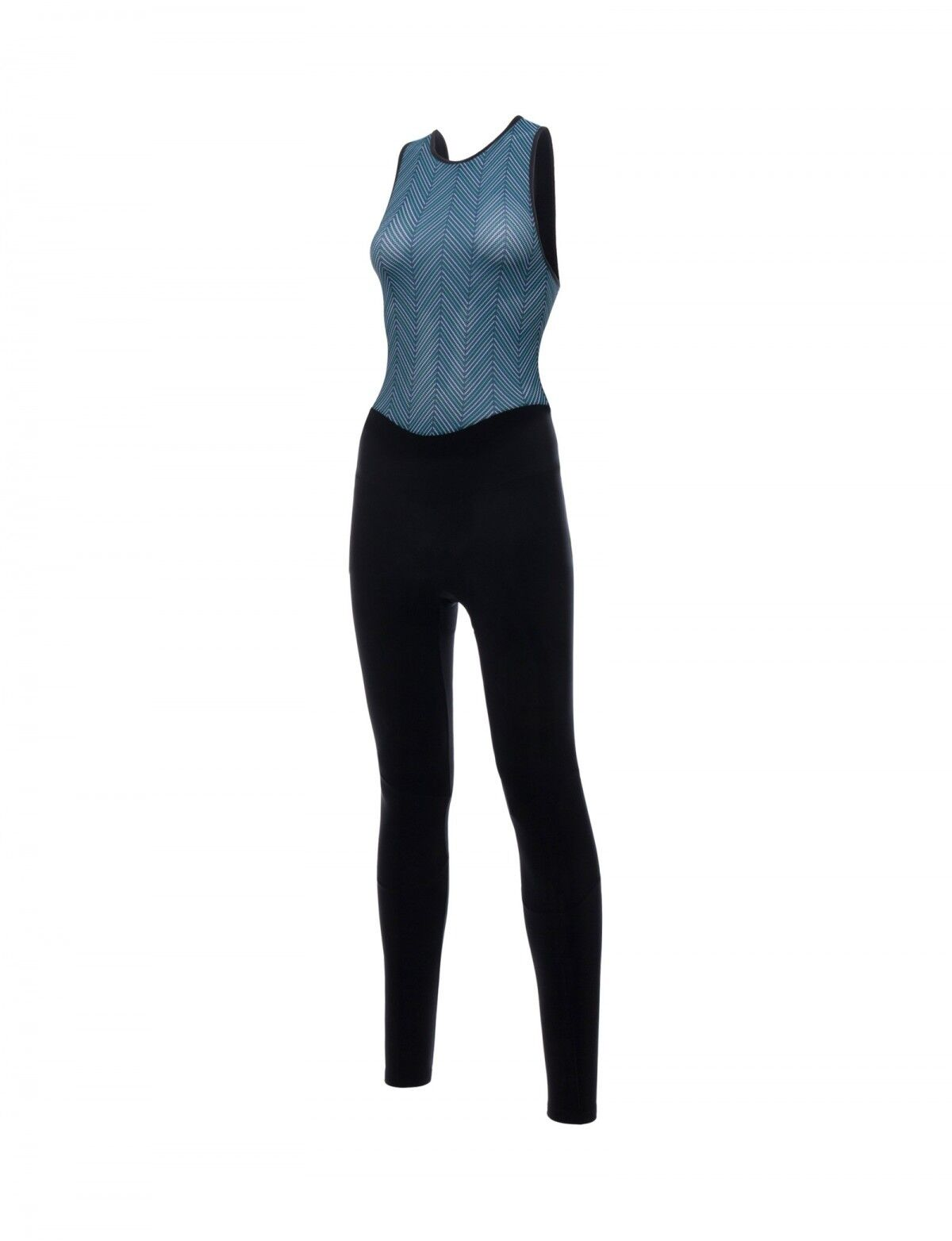 SMS SANTINI CORAL TIGHTS.WATER. 2.0  THERMAL BIB TIGHTS.WATER. CORAL LADY CUT. SIZE XL 01fe3a
