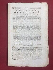 Pays Basque 1794 Lesaka Guerre d'Espagne Bruxelles Belgique Révolution Tallien