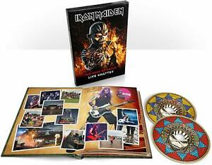IRON-MAIDEN-The-Book-Of-Souls-Live-Chapter-2017-Deluxe-Edition-2-CD-NEW-SEALED