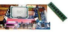G41 MotherBoard+Core 2 Duo processor 3.0 GHZ+4GB DDR3 Ram