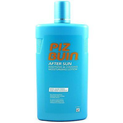 Piz Buin After Sun Lotion 24 H kühlende Feuchtigkeitslotion 400 ml