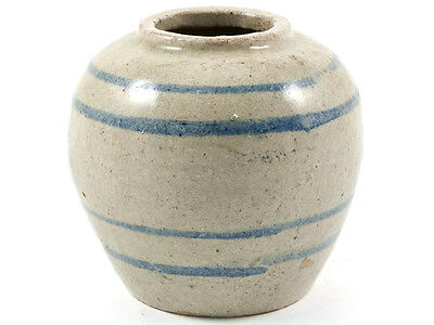 Chinese Sung Dynasty Pottery Jar c1200