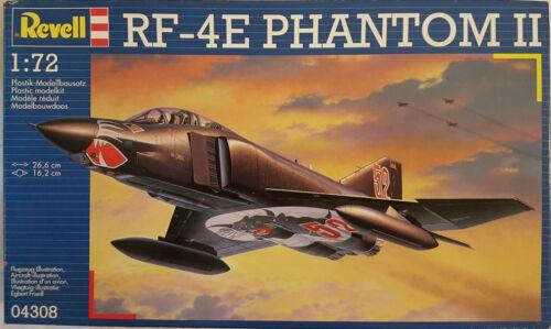Revell 04308 RF-4E Phantom II 1:72 Neu und versiegelt