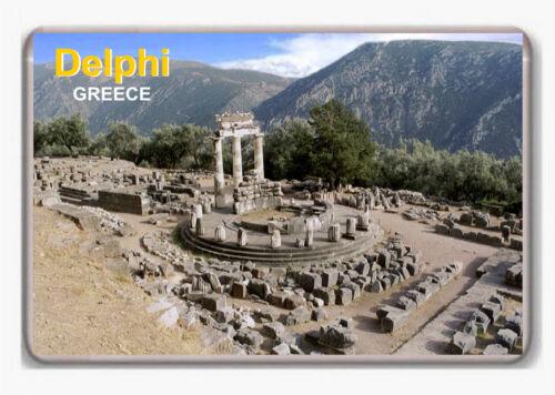 Greece//Delphi//fridge//magnet