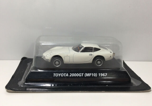 Toyota 2000 GT Coupe Rot 1967-1970 Triple 9 1//18 PremiumX Modell Auto mit oder..