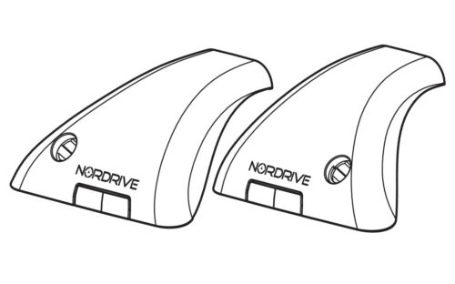 NORDRIVE RIGHT AND LEFT 2 COVERS SET