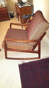 Image Is Loading Very Nice Ole Wanscher Rocking Chair John Stuart