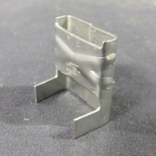 """It Straps On BU45 5//8/"""" 316 SS Banding Wing Seals Box of 100 Stainless"""