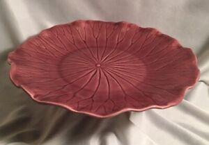 Vintage-Metlox-Poppytrail-Lotus-Dinner-Plate-11