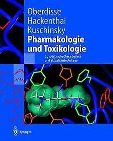 Pharmakologie und Toxikologie (Springer-Lehrbuch) v...   Buch   Zustand sehr gut