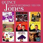 Complete Recordings 1955-59 4cd Quincy Jones Audio CD