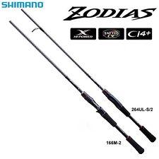 Shimano Zodias 1610M-2 Baitcasting Rod For Bass Game Fishing