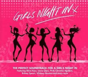 GIRLS-NIGHT-IN-NEW-CD-VARIOUS-ARTISTS-FREE-POSTAGE-CHRISTMAS-GIFT