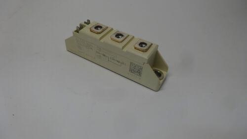 SEMIKRON SKKT 27//14E Dual Thyristor Module 7 Kontakte Diode 1400V NEU 27 14 E