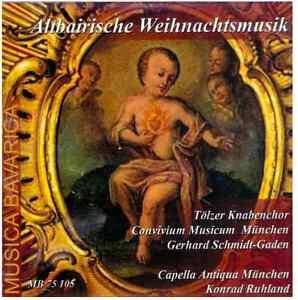 Altbairische-Weihnachtsmusik