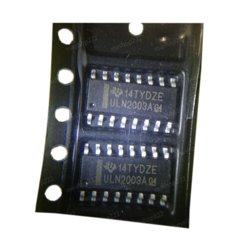 Original 20PCS SMD ULN2003A Darlington Transistor Array SOP-16