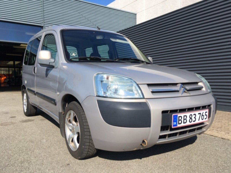 Citroën Berlingo Billede 0