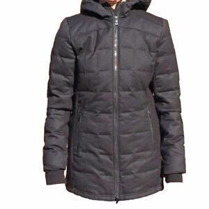 Canada-Goose-Branta-034-Sable-Hoody-034-Black-Label-Down-Filled-Wool-Coat-Jacket-940