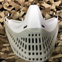 Jt Paintball Spectra Proflex Mask Goggle Eps Flex Bottom - White/grey