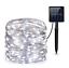 Solar-Powered-100-200-LED-String-Fairy-Lights-Garden-Outdoor-Xmas-Party-Lamp miniature 11