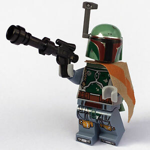 Star-Wars-LEGO-Boba-Fett-Mandalorian-Bounty-Hunter-75137-slave-1-pilot-Genuine