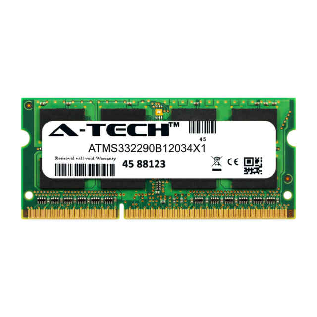 4GB PC3-12800 DDR3 1600 MHz Memory RAM for TOSHIBA SATELLITE C655D-S5200