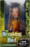 Jesse Pinkman In Hazmat Suit Breaking Bad 6 Inch Bobble Head Figure Mezco 2014