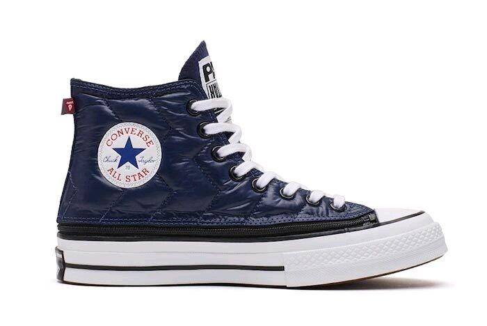 Converse Converse Converse x PAM mutazione. Chuck 70 Hi. Medival blu. tutto ESAURITO. Taglia 10UK 11US. 4f40bd