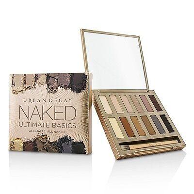 Urban Decay Naked Ultimate Basics Eyeshadow Palette: 12x Eyeshadow, 1x Doubled