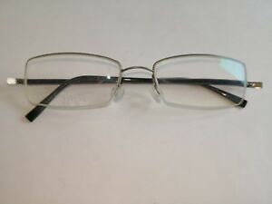 224115445b Image is loading Lindberg-Titanium-3012-Eyeglasses-Rimless-Glasses-50-16-