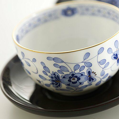 NARUMI Milan Tea Tea Tea assortment with saucers 9682-23031 JP 03f196
