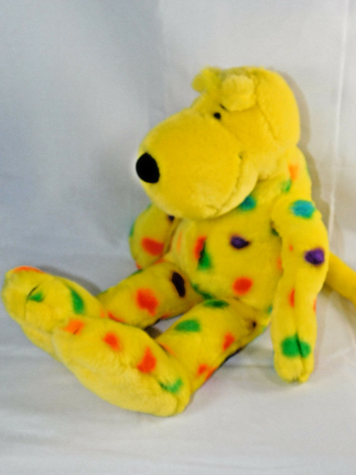 Kohls Dr Seuss Put Me Spotted In The Zoo Yellow Spotted Me Dog