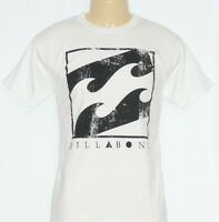Billabong Big Wave Tee Mens White T-shirt