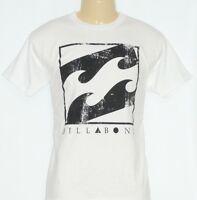 Billabong Big Wave Tee Mens White T-shirt