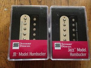 Seymour-Duncan-SH-4-JB-bridge-And-SH-2N-Jazz-Neck-Humbucker-Pickup-Set-Zebra