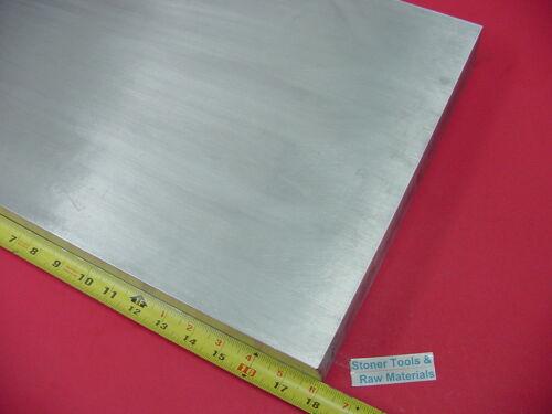 2 Pieces 1 X 9 6061 ALUMINUM FLAT BAR 18 Long T6511 New Solid Bar Stock Plate