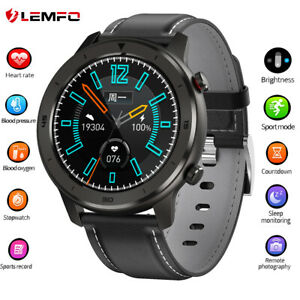 LEMFO-DT78-Smart-Watch-blood-pressure-Heart-Rate-Monitor-Montre-intelligente