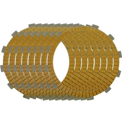 8PCS Clutch Friction Plate s Kit Set For SUZUKI  RM250 1996-2002 97 SG250 1992