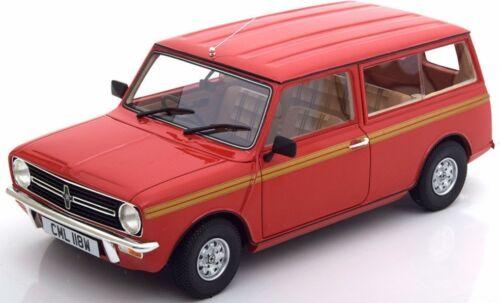 Clubman Csm018 Couleur Break 1 18 De Estate 1974 Mini 1 Voiture Rouge qwwgIp