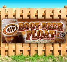 Root Beer Float Advertising Vinyl Banner Flag Sign Many Sizes Carnival Fair Food