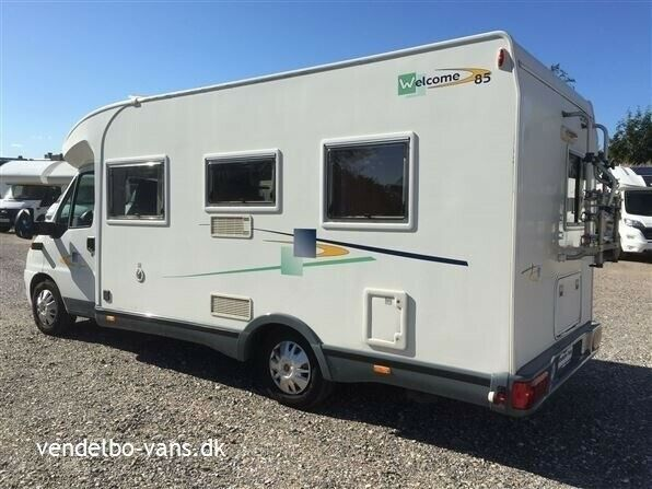 Chausson Welcome 85, 2005, km 195000