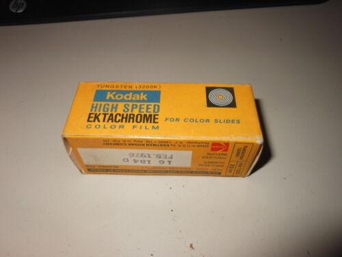 NOS NEW Vintage Kodak EHB 120 Film 1976