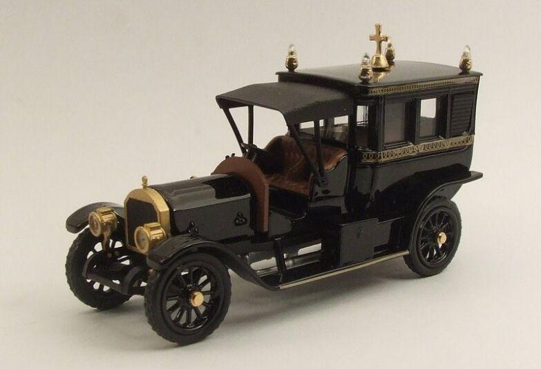 Rio 4383 - Mercedes Limousine pompes funèbres - 1910    1 43