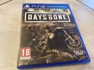 Days Gone - VF - COMME NEUF - Jeu PS4 (Playstation 4)