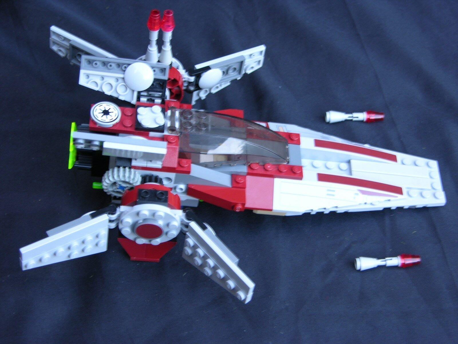 LEGO STAR WARS, V-WING STARFIGHTER,
